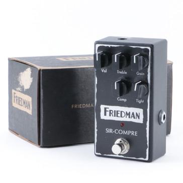 Friedman Sir-Compre Compression Guitar Effects Pedal P-08967