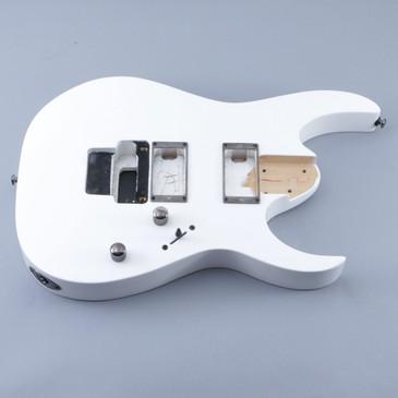 2012 Ibanez RGR320SP White Basswood Guitar Body BD-5204