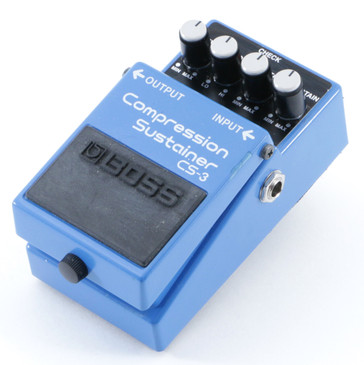 Boss CS-3 Compression Sustainer Guitar Effects Pedal P-08985