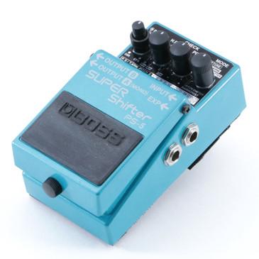 Boss PS-5 Super Shifter Pitch Shifter Guitar Effects Pedal P-08984