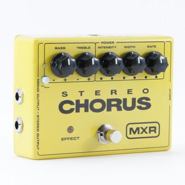 MXR M134 Stereo Chorus Guitar Effects Pedal P-09001