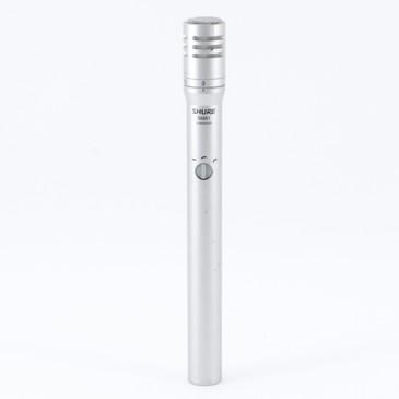 Shure SM81 Condenser Cardioid Microphone MC-3834