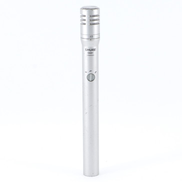 Shure SM81 Condenser Cardioid Microphone MC-3833