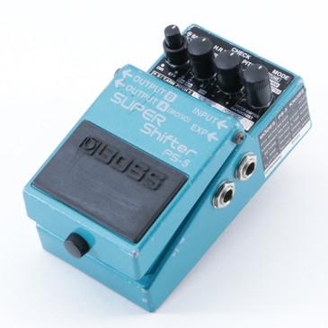 Boss PS-5 Super Shifter Pitch Shifter Guitar Effects Pedal P-09023