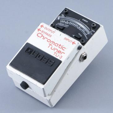 Boss TU-3 Chromatic Tuner Guitar Effects Pedal P-09058
