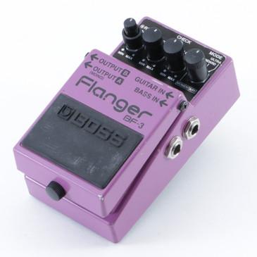 Boss BF-3 Flanger Guitar Effects Pedal P-09057