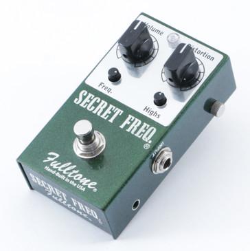 Fulltone Secret Freq Distortion Guitar Effects Pedal P-09070