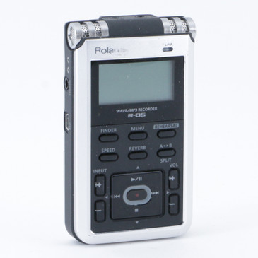 Roland R-05 Wave / MP3 Stereo Recorder OS-8686