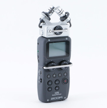 Zoom H5 Handy Recorder w/ XYH Stereo Mics OS-8693