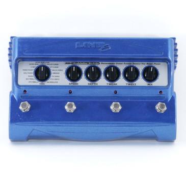 Line 6 MM4 Modulation Modeler Guitar Effects Pedal P-09114