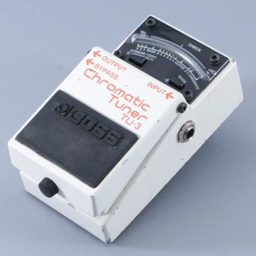 Boss TU-3 Chromatic Tuner Guitar Effects Pedal P-09128