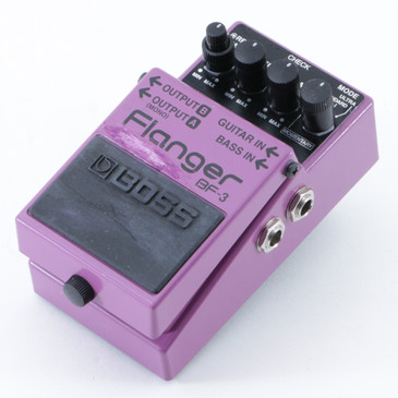 Boss BF-3 Flanger Guitar Effects Pedal P-09126