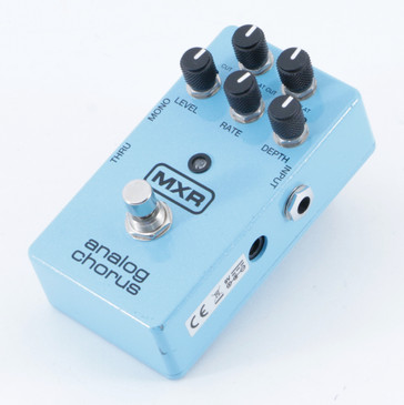 MXR Analog Chorus Guitar Effects Pedal P-09187