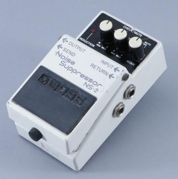 Boss NS-2 Noise Suppressor Noise Gate Guitar Effects Pedal P-09178