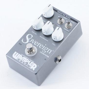 Wampler Sovereign Distortion Guitar Effects Pedal P-09184