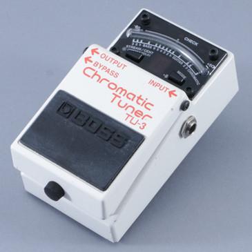 Boss TU-3 Chromatic Tuner Guitar Effects Pedal P-09179