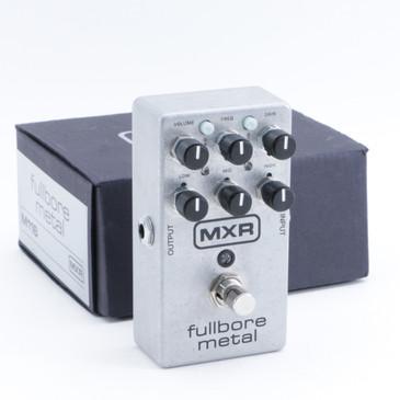 MXR Fullbore Metal M116 Distortion Guitar Effects Pedal P-09260