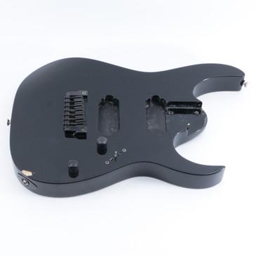 2010 Ibanez RG7321 Black Basswood Guitar Body w/ Bridge BD-5229