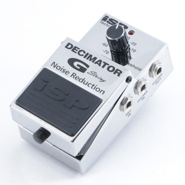 iSP Decimator G String Noise Gate Guitar Effects Pedal P-09286