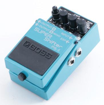 Boss PS-5 Super Shifter Pitch Shifter Guitar Effects Pedal P-09271