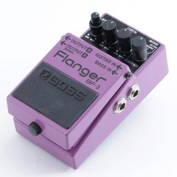Boss BF-3 Flanger Guitar Effects Pedal P-09268