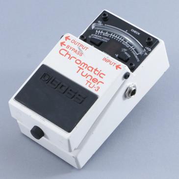 Boss TU-3 Chromatic Tuner Guitar Effects Pedal P-09275