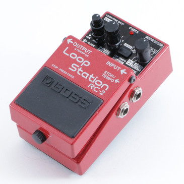 Boss RC-2 Loop Station Looper Guitar Effects Pedal P-09312