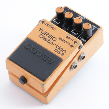 Boss DS-2 Turbo Distortion Guitar Effects Pedal P-09344