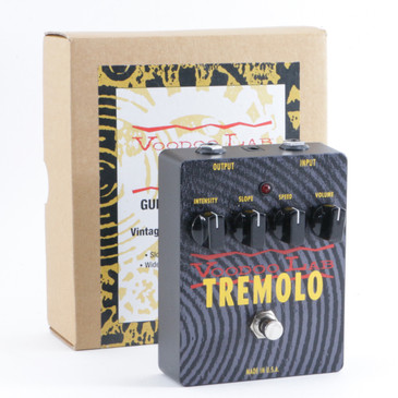 Voodoo Lab Tremolo Guitar Effects Pedal P-09365