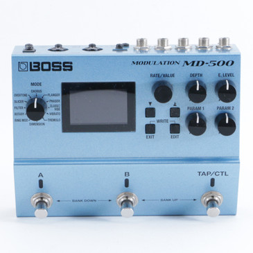 Boss MD-500 Modulation Guitar Multi-Effects Pedal P-09416