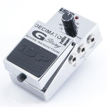 iSP Decimator II G String Noise Gate Guitar Effects Pedal P-09406
