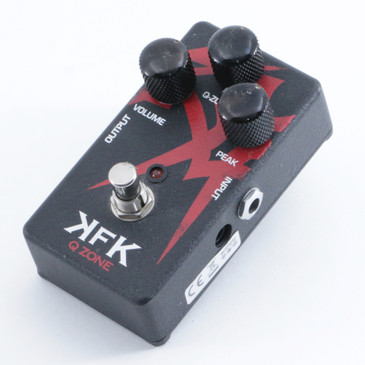 MXR KFK Q Zone Auto-Wah Guitar Effects Pedal P-09396