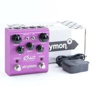 Strymon Orbit Flanger Guitar Effects Pedal w/ PSA P-09415