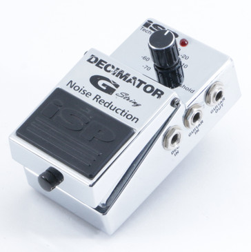 iSP Decimator G String Noise Gate Guitar Effects Pedal P-09405