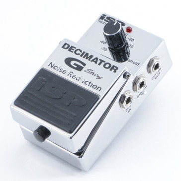 iSP Decimator G String Noise Gate Guitar Effects Pedal P-09404