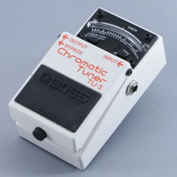 Boss TU-3 Chromatic Tuner Guitar Effects Pedal P-09388