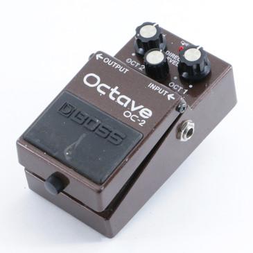 Boss OC-2 Octave Guitar Effects Pedal P-09383