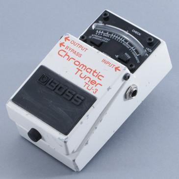 Boss TU-3 Chromatic Tuner Guitar Effects Pedal P-09387