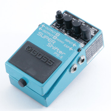 Boss PS-5 Super Shifter Guitar Effects Pedal P-09382