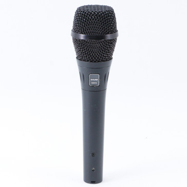 Shure SM87A Condenser Supercardioid Microphone MC-3930