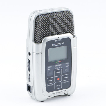 Zoom H2 Handy Recorder OS-8750