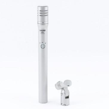 Shure SM81 Condenser Cardioid Microphone MC-3947