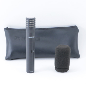 Shure SM137 Condenser Cardioid Microphone MC-3931