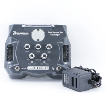 Damage Control Demonizer Distortion Guitar Effects Pedal w/ PSA P-09454
