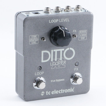 TC Electronic Ditto X2 Looper Guitar Effects Pedal P-09445