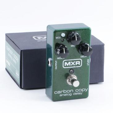 MXR Carbon Copy M169 Delay Guitar Effects Pedal P-09442