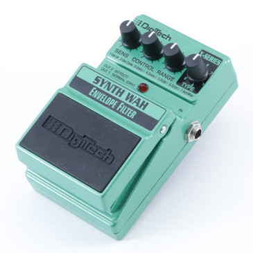 Digitech Synth Wah Envelope Filter Guitar Effects Pedal P-09438