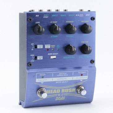 Akai Head Rush E2 Delay Guitar Effects Pedal P-09450
