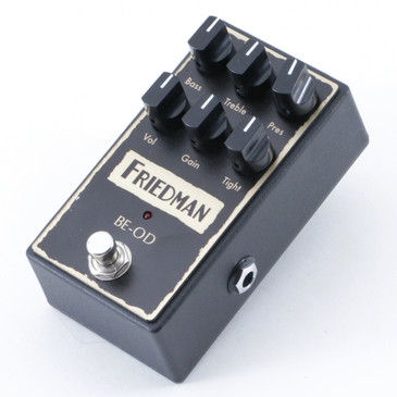 Friedman BE-OD Overdrive Guitar Effects Pedal P-09432