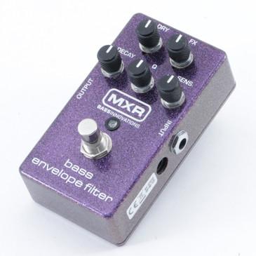 MXR Bass Envelope Filter M82 Guitar Effects Pedal P-09479
